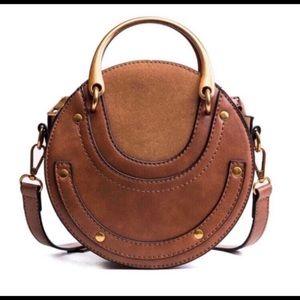 🌼Crossbody Circle handbag, cross body bag